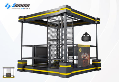 360 Degree Immersive Infinity Space Vr Tower Battle Platform for fun